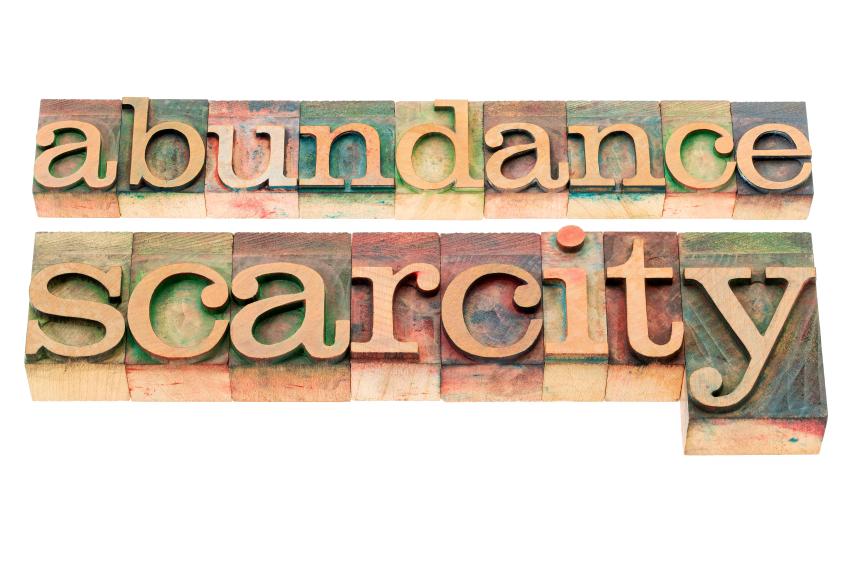 Come From Abundance, Avoid Scarcity: Big Case Presentation Part 2