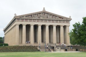 The Parthenon is a must-see sight in Nashville.