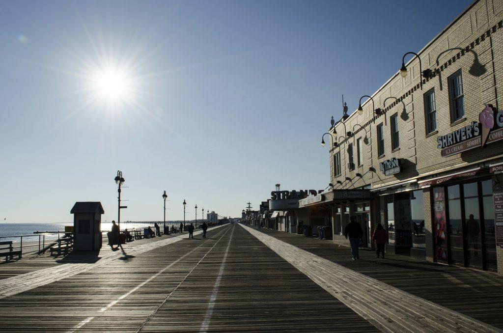 New Jersey Atlantic City Boardwalk
