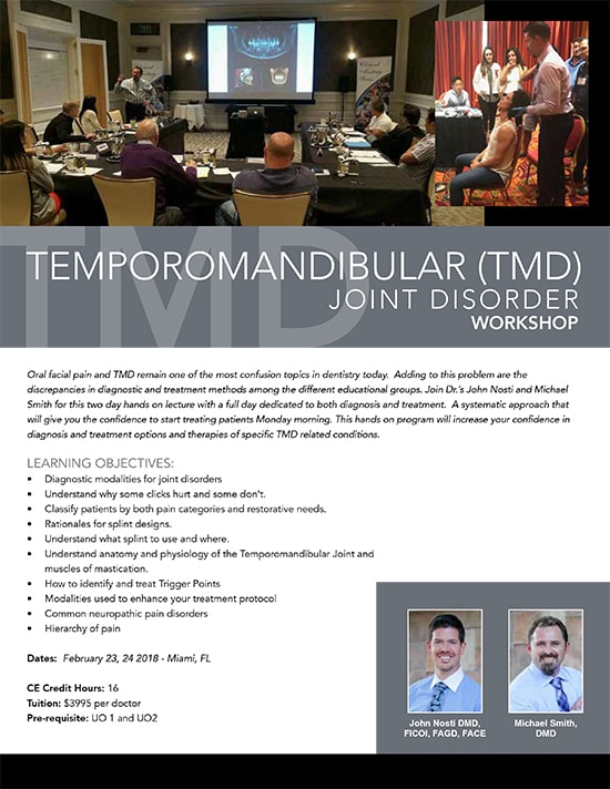 TMD Course Graphic
