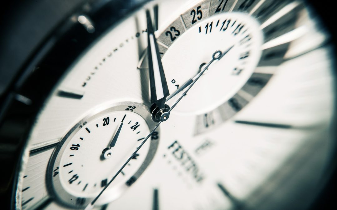 How to Handle Time Management for Big Cases